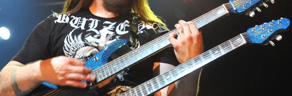 Intervju med John Petrucci