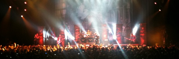 Avenged Sevenfold i Oslo Spektrum