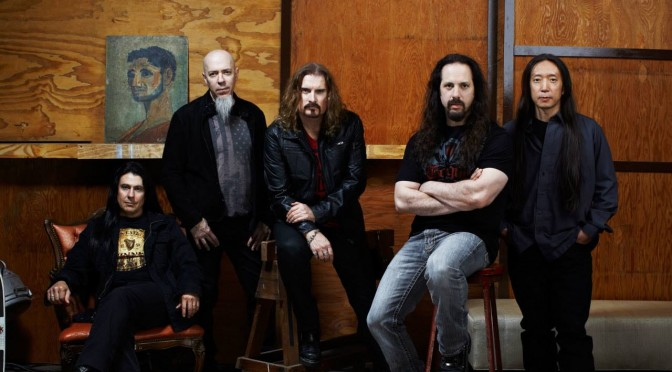 DREAM THEATER EUROPATURNE VINTEREN 2016